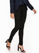 27acd5b8e Skinnbukse dame også bukse i imitert skinn på nett